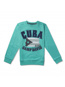 Camp David Sweater Cuba