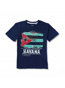 Camp David T-Shirt Havanna