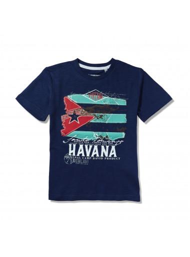 Camp David T-Shirt Havanna
