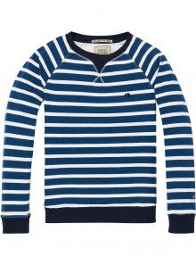 Scotch Shrunk Pullover gestreift