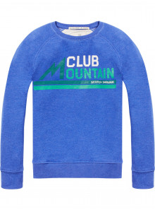 Scotch Shrunk Sweater Club Mountain