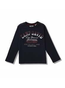 Camp David Langarmshirt Reg. Brand