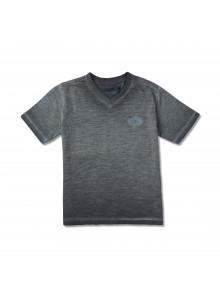Camp David T-Shirt V-Ausschnitt