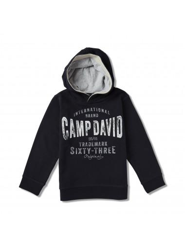 Camp David Kapuzensweater