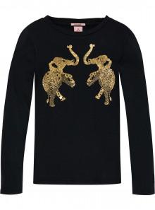 Scotch R'Belle Langarmshirt Elefant