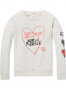 Scotch R'Belle Sweater don't worry about it
