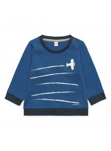 Esprit Sweater Flugzeug