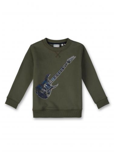Eat Ants Sweater Gitarre