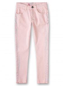 GG&L Jeans mit Silberprints
