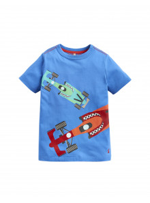 Tom Joule T-Shirt Rennwagen