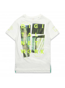 Esprit T-Shirt Digital Networking