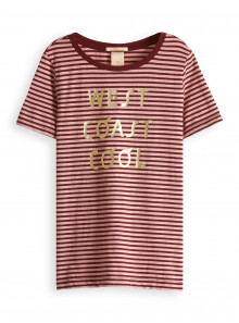 Scotch R'Belle T-Shirt West Coast Cool
