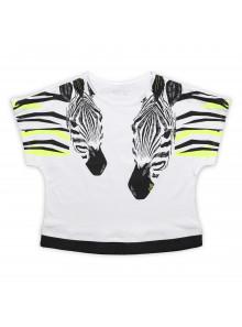 Esprit T-Shirt Zebra