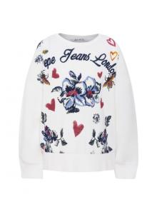 Pepe Jeans Sweater Blumen