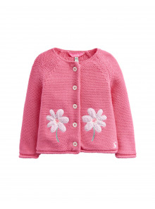 Tom Joule Strickjacke Blume