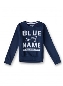 GG&L Sweater Blue