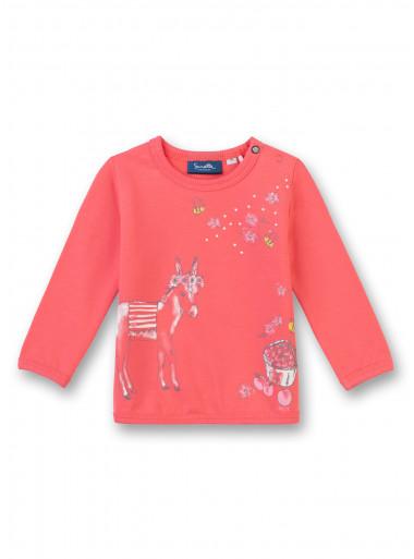 Sanetta Kidswear Sweater Esel