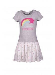 Happy Girls Kleid Regenbogen