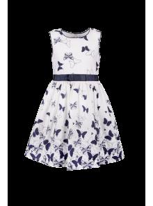 Happy Girls Kleid Schmetterlinge