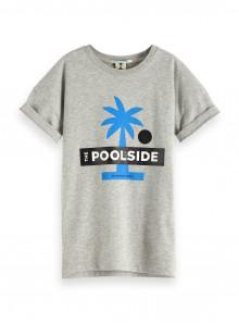 Scotch Shrunk T-Shirt Poolside