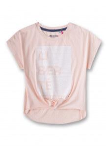 GG&L T-Shirt mit Knoten