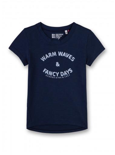 GG&L T-Shirt Warm Waves