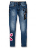 GG&L Jeans mit Patches