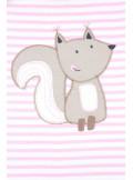 Sigikid Schlafanzug Eichhörnchen gestreift