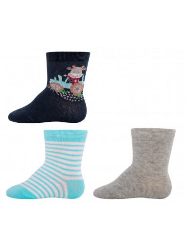 Ewers Socken 3er-Pack