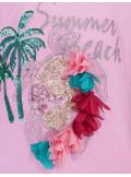 Blue Effect T-Shirt Makalei Beach