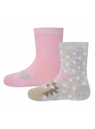 Ewers Socken 2er Pack Igel
