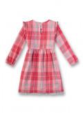 Sanetta Kidswear Kleid kariert