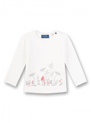 Sanetta Kidswear Sweater Pilze
