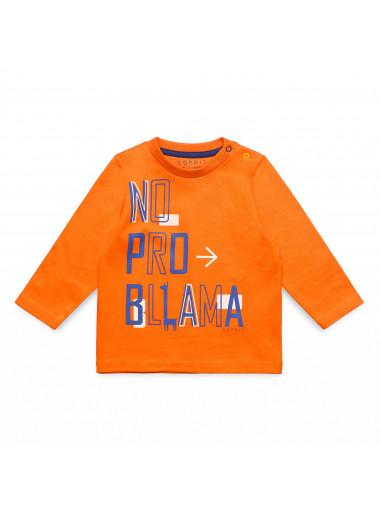 Esprit Langarmshirt No Problama