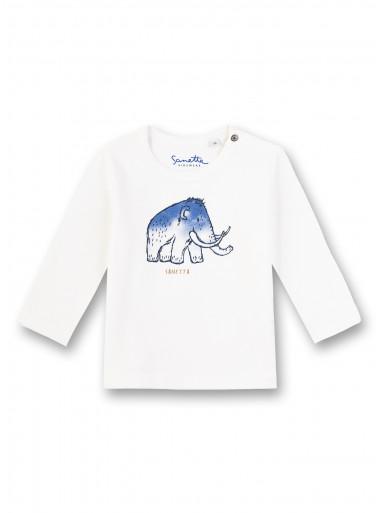 Sanetta Kidswear Langarmshirt Mammut