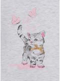 Sanetta Schlafanzug Katze