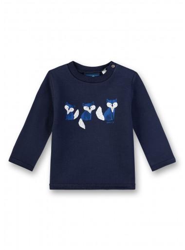 Sanetta Kidswear Sweater Fuchs