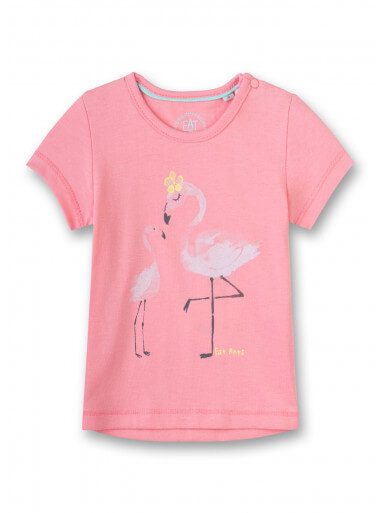 Eat Ants T-Shirt mit Flamingo