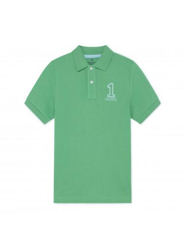 Hackett Poloshirt Classic mit Nummer