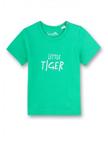 Sanetta Kidswear T-Shirt Little Tiger
