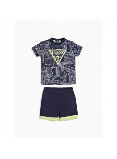 Guess Set T-Shirt + Shorts