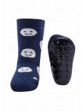 Ewers ABS-Socken Vollsohle Smiley