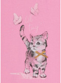 Sanetta Nachthemd Katze