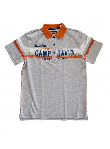 Camp David Poloshirt Mallorca