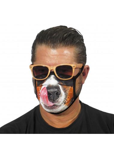 ITATI Maske Hundeschnauze