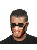 ITATI Maske Lächelnder Mann