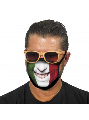 ITATI Maske Lächelnder Italiener