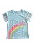 Topo T-Shirt Regenbogen