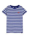 Scotch & Soda T-Shirt Streifen-Look