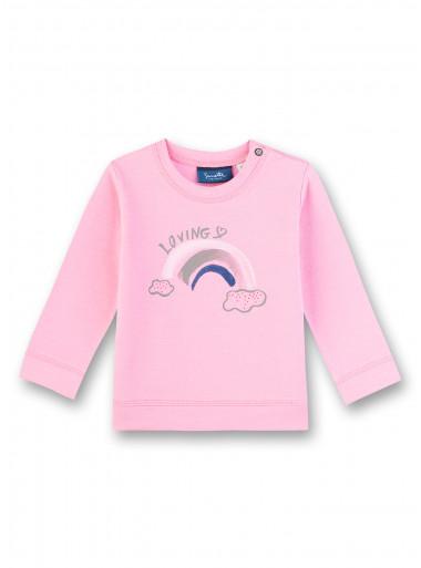 Sanetta Kidswear Sweater Regenbogen